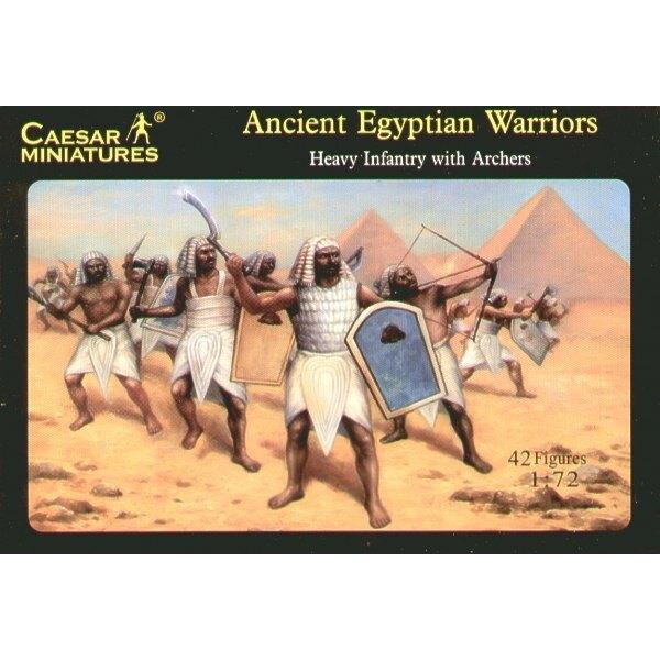 Ägyptische Schwere Infanterie mit Bogenschütze-Kriegern
