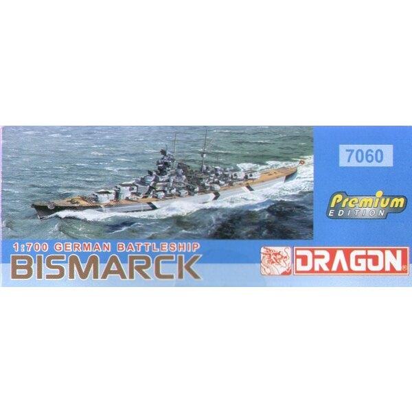 Deutsches Schlachtschiff Bismarck