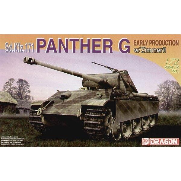 Panther G mit Zimmerit