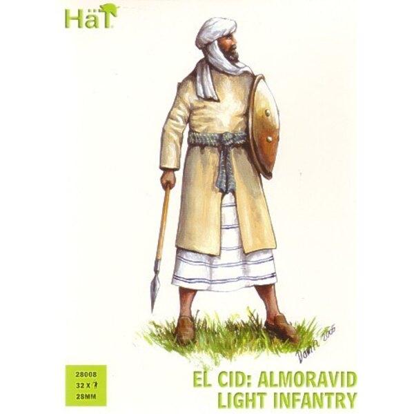El Infanterie von Cid Almoravid Light