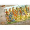 Republikanische Römer - Princeps und Triari. 48 Infanterie 20 Princeps mit pilum 16 mit Triari mit Speeren und 12 Infanterie mit