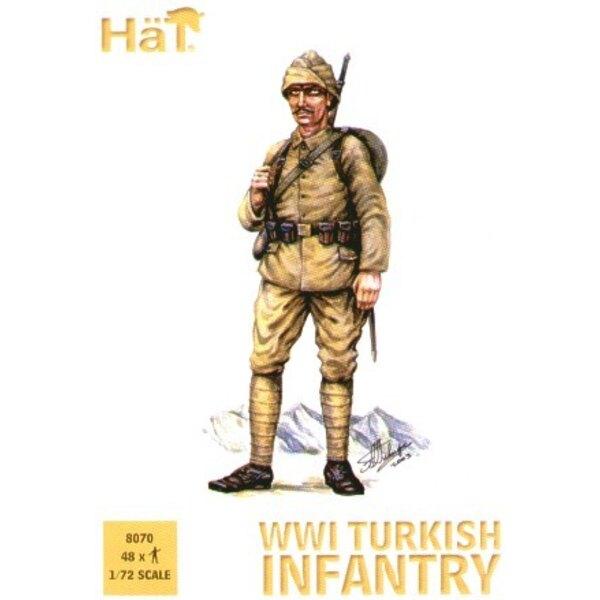 1.WK Türkisch-Infanterie