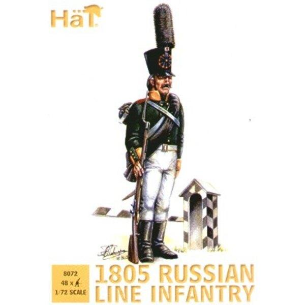 1805-Russisch-Infanterie