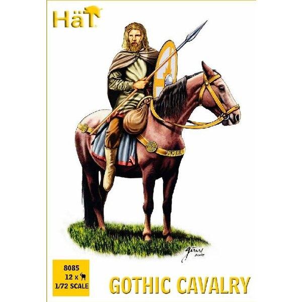 Gotische Kavallerie
