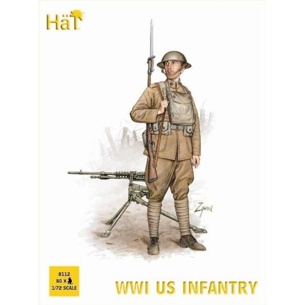 1.WK Infanterie von US