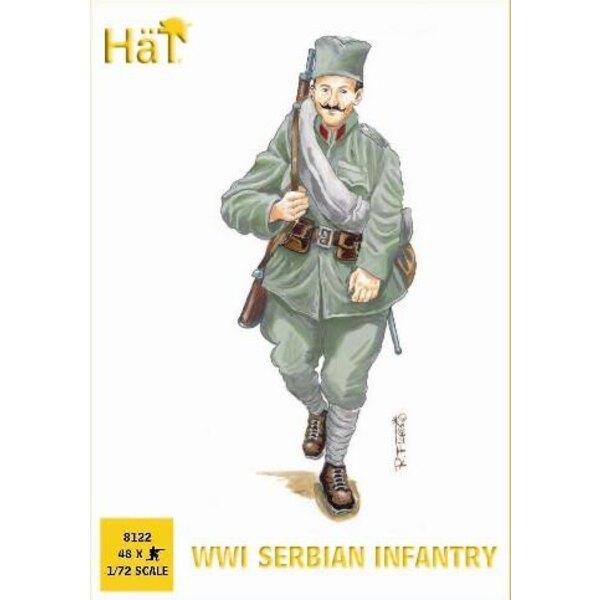 1.WK Serbisch-Infanterie