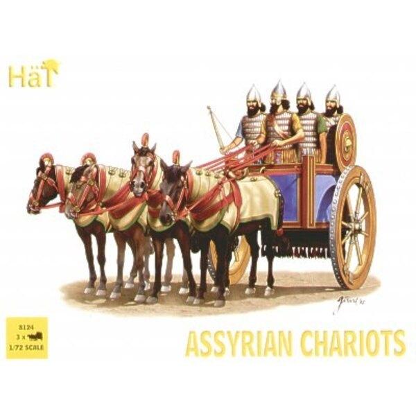 Assyrische Kampfwagen