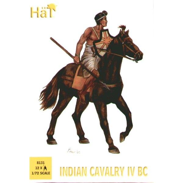 Indische Kavallerie x 12 von König Porus/Alexander Die Großen Kriege