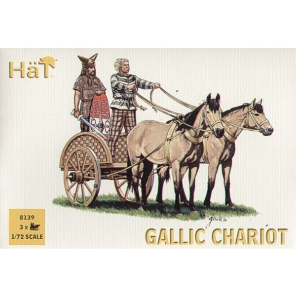 Keltischer Kampfwagen