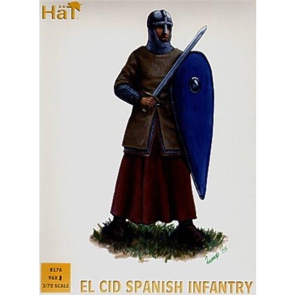 El Cid-Spanisch-Infanterie