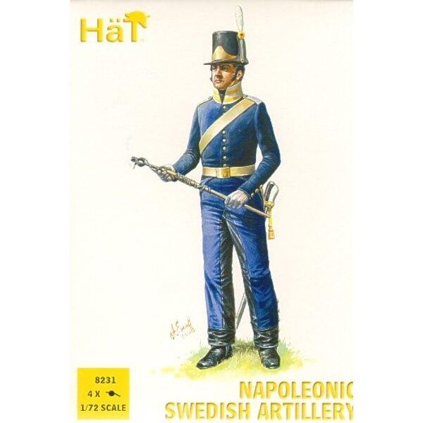 Schwedische Artillerie