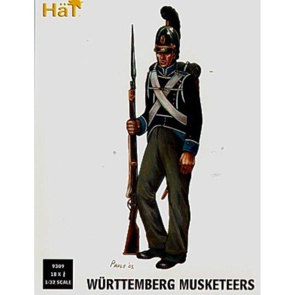 Wurttemberg Musketeers