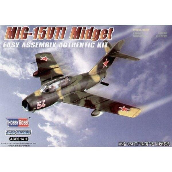 Mikoyan MiG- 15UTI