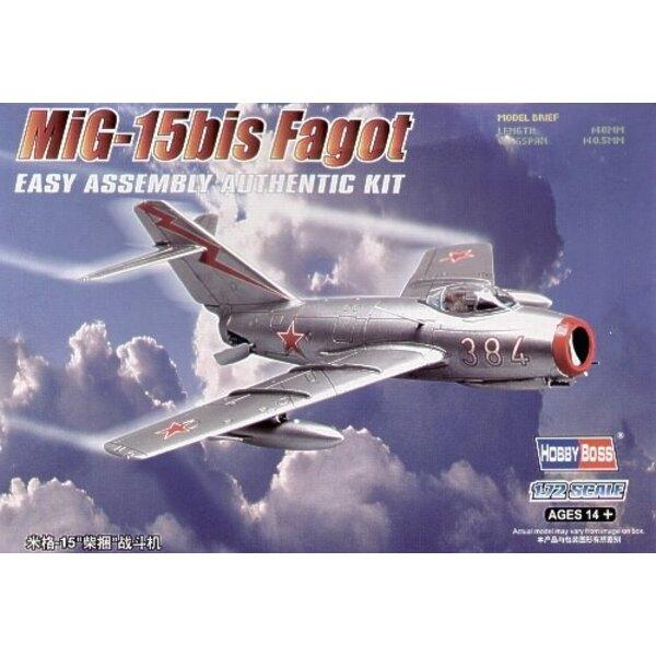 Mikoyan MiG- 15