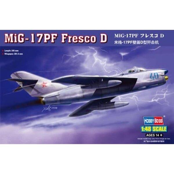 Mikoyan MiG- 17PF Freske D