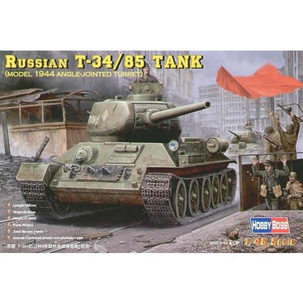 Russischer T-34/85 (1944 Winkelgegliedertes Türmchen)