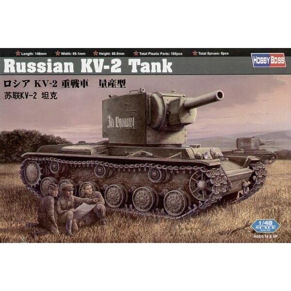 Russischer KV-2