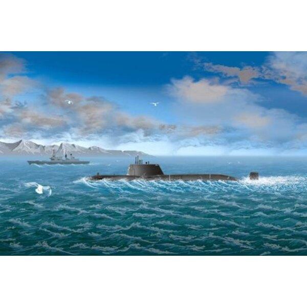 HMS Astute U-Boot