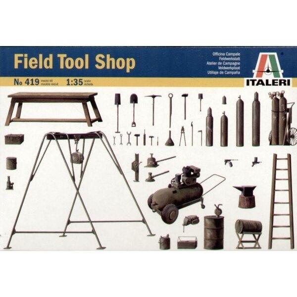Feldwerkzeug-Geschäft