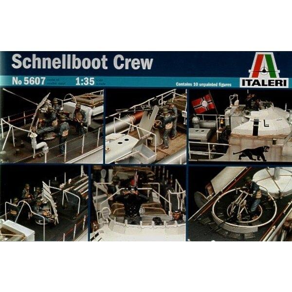 S-100 Schnellboot Besatzung