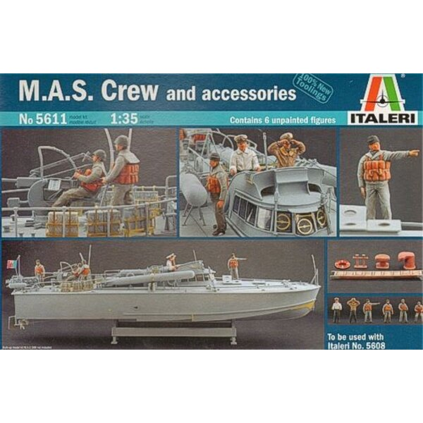 M.A. S Besatzung und Zusätze (IT5608)