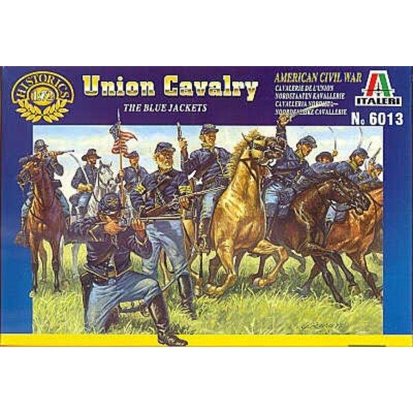 Nordstaatlerische Kavallerie 1863