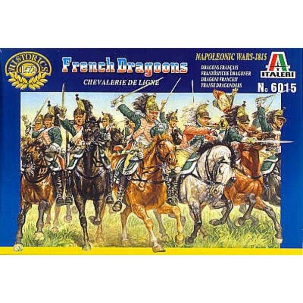 Französische Dragoner 1815