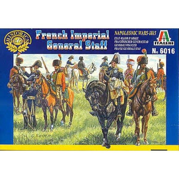 Französisch kaiserlichen Hauptquartier