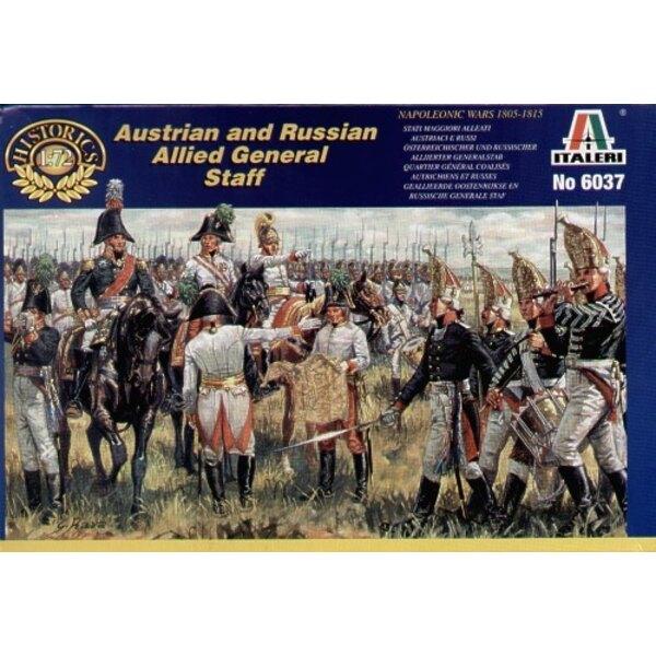 Napoleonische Kriege Allierter Hauptquartier