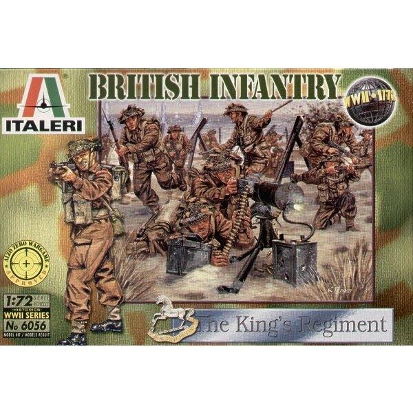 2WK-Britische Infanterie
