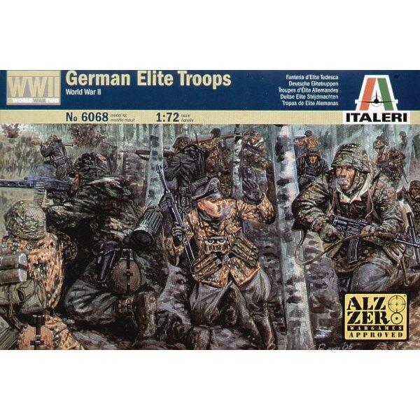 Deutscher Auslesetruppe-2WK