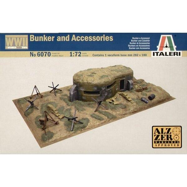 2WK-Bunker und Zusätze