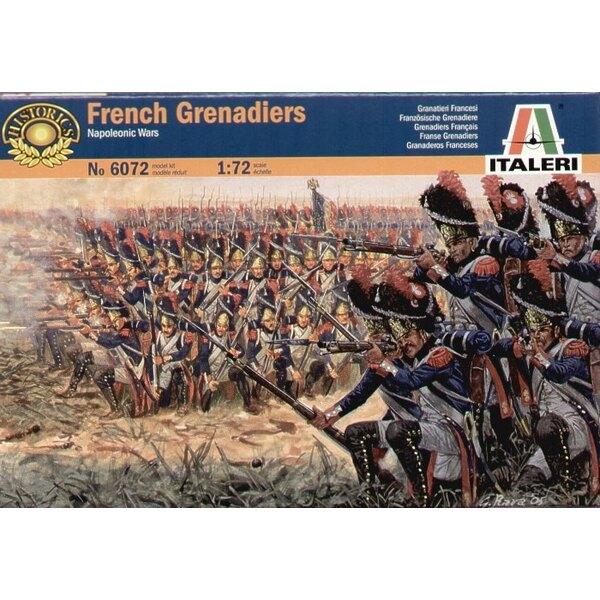 Französische Grenadiere Napoleonische Kriege