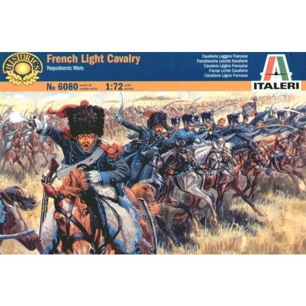 Napoleonische Kriege - Französische leichte Kavallerie