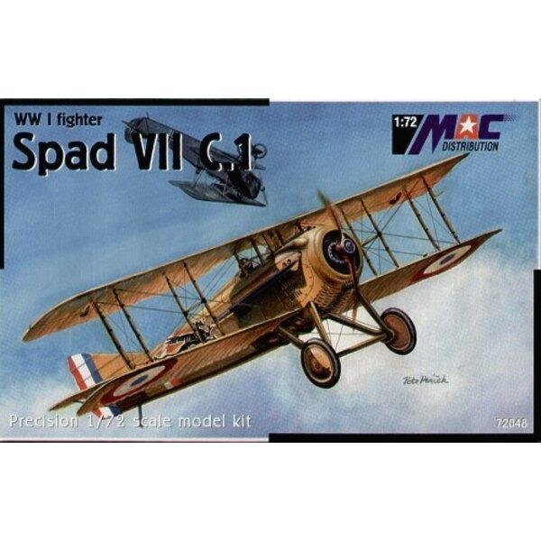 Spad VII C.1. Frankreich/Italien