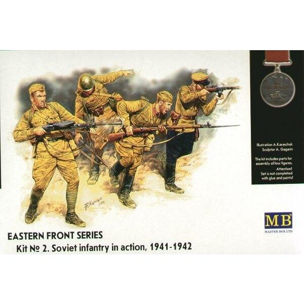 master box 3523 russische infanterie ostfront sommer 1 figur 1 35 die gr te auswahl bei. Black Bedroom Furniture Sets. Home Design Ideas