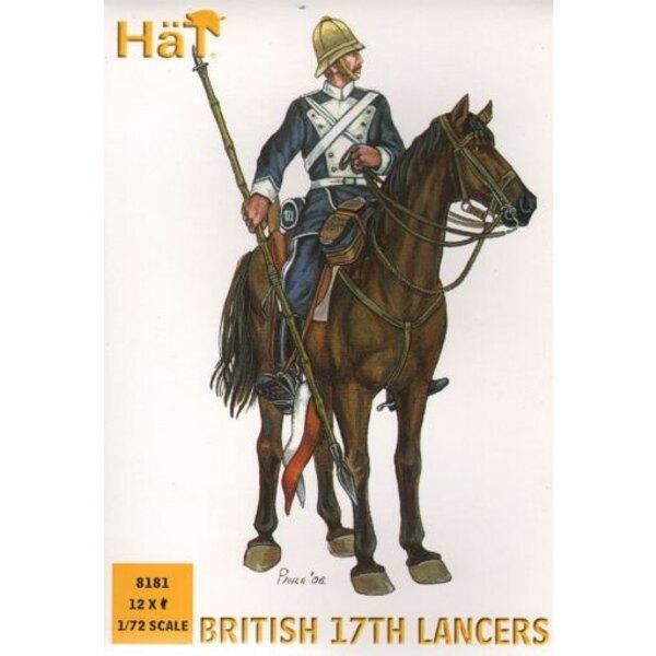 17.JH Britische Lanzenreiter