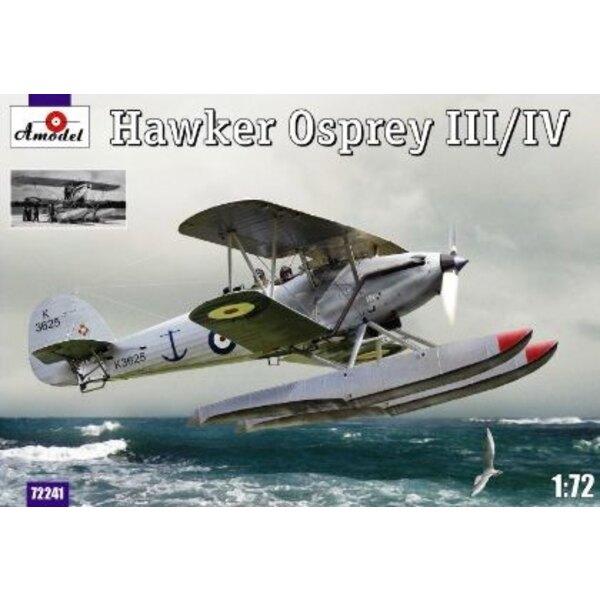 Hawker Osprey III / IV
