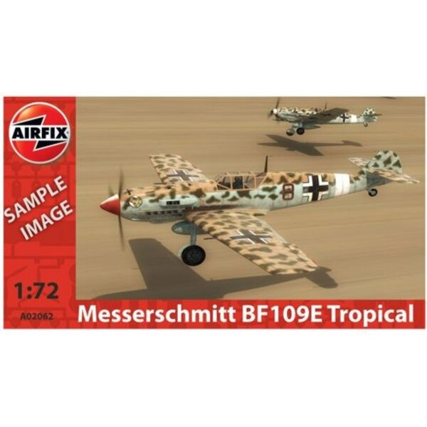 Messerschmitt Bf 109E - Tropical