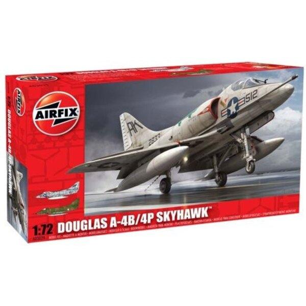Douglas A-4B / A-4P Skyhawk (neuer Abdruck)