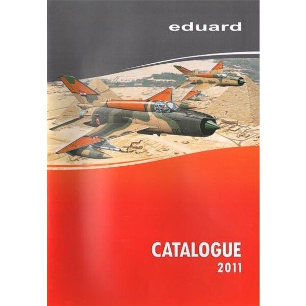 Eduard 2011 KIT Katalog