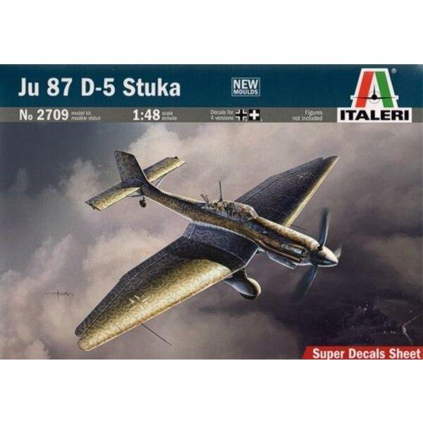 Junkers Ju 87D-5 Stuka