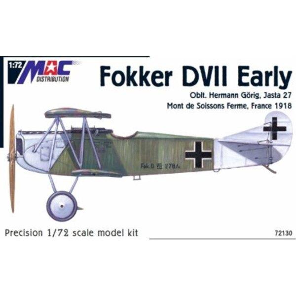 Fokker D.VII Frühe
