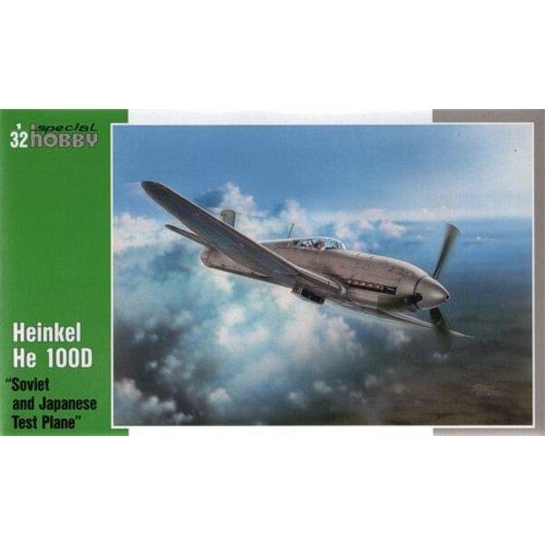Heinkel He 100D 'sowjetischen und japanischen Test-Plane'