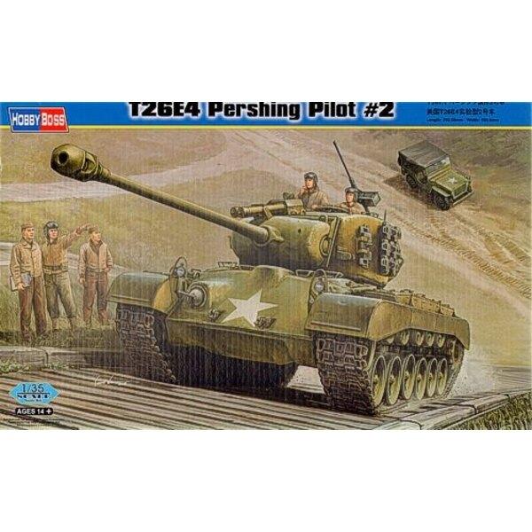 T26E4 Pershing Pilot # 2