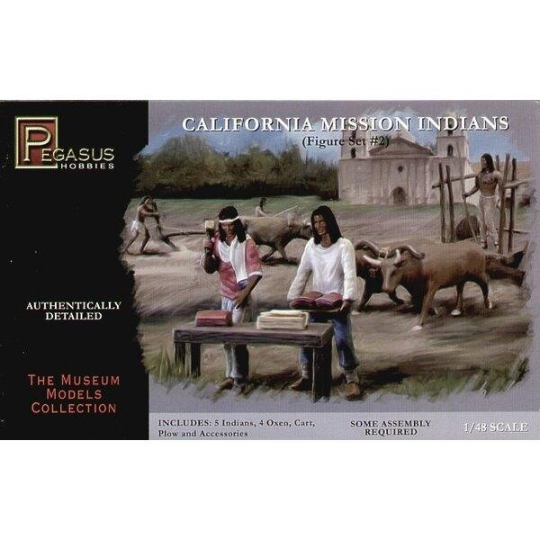 California Mission Indians Set # 2