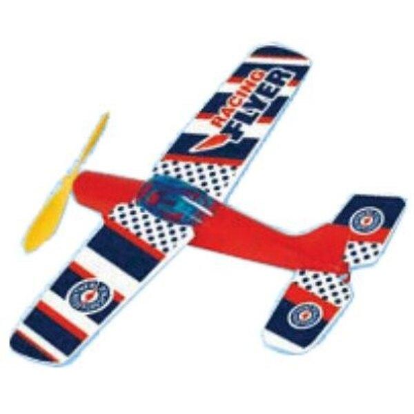 Elastic Racing Flyer 25x22 cm