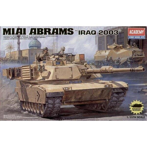 M1A1 Version von Irak
