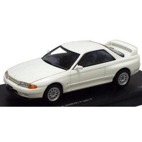 Nissan Skyline GTR Weiss