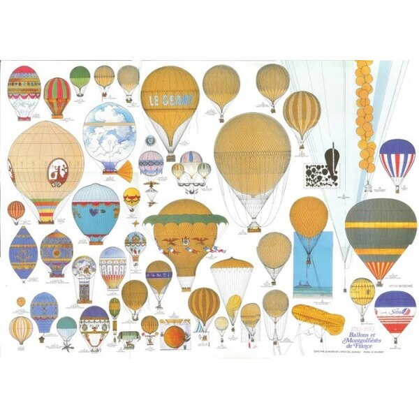 Balloons and Balloons in Frankreich